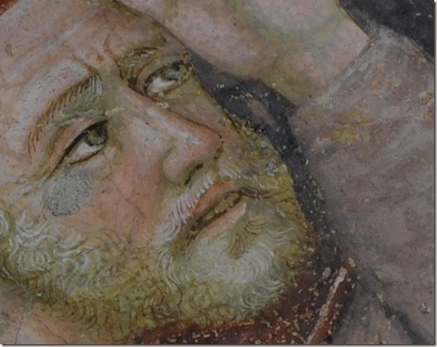 Copia di Santa Lucia particolare crocifissione