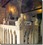 5.6 s. lucia balaustra altare maggiore da libro compiano