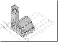 prima chiesa romanica